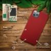 Forcell BIO - Zero Waste Samsung Galaxy A72 LTE ( 4G ) telefontok red