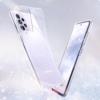 SPIGEN Liquid Crystal Glitter Samsung Galaxy A52 LTE / A52 5G telefontok glitter transparent