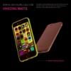Roar Colorful Jelly Case - Samsung Galaxy A72 5G telefontok grey