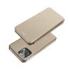 Book Forcell Elegance Samsung Galaxy A72 LTE ( 4G ) telefontok gold