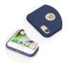 Forcell SOFT SAMSUNG Galaxy A52 5G / A52 LTE ( 4G ) telefontok dark blue