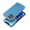 Forcell SILICONE LITE SAMSUNG Galaxy A52 / A52 5G telefontok blue