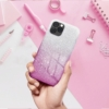 Forcell SHINING SAMSUNG Galaxy A72 LTE ( 4G ) telefontok clear/pink