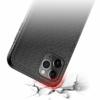 Samsung A72 telefontok fekete Dux Ducis Fino