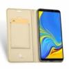 Dux Ducis Skin Pro Samsung Galaxy A70 A705 arany flipcover telefontok