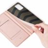 Dux Ducis Skin Pro iPhone XS Max rosegold flipcover telefontok