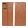 Forcell SMART PRO bőr telefontok IPHONE 12 PRO MAX brown