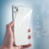 Forcell AntiBacterial telefontok IPHONE X / XS átlátszó