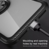 Forcell CARBON CLEAR RING telefontok IPHONE 7 / 8 / SE 2020