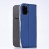 Smart Case Book flip telefontok iPhone 12 MINI navy blue