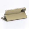 Smart Case Book flip telefontok iPhone 12 / 12 PRO gold