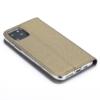 Smart Case Book flip telefontok iPhone 12 MINI gold