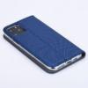 Smart Case Book flip telefontok iPhone 12 / 12 PRO navy blue