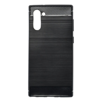 Forcell CARBON telefontok SAMSUNG Galaxy NOTE 10 black