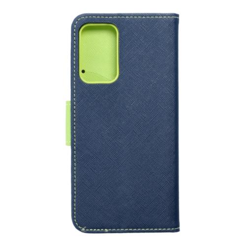 Fancy Book Samsung Galaxy A52 LTE / A52 5G telefontok navy/lime