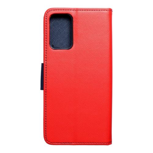 Fancy Book Samsung Galaxy A72 LTE ( 4G ) telefontok red/navy
