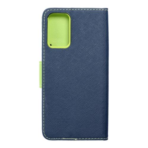 Fancy Book Samsung Galaxy A72 LTE ( 4G ) telefontok navy/lime
