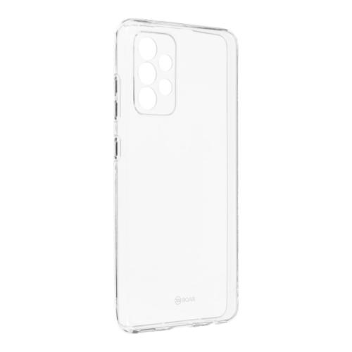 Jelly Case Roar - Samsung Galaxy A52 5G / A52 LTE ( 4G ) telefontok transparent