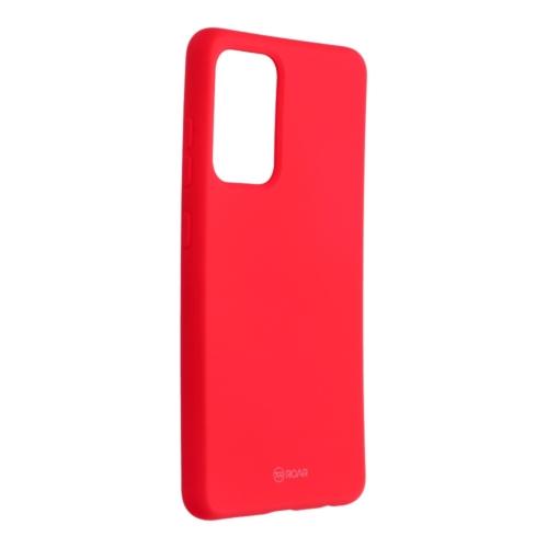 Roar Colorful Jelly Case - Samsung Galaxy A52 5G / A52 LTE ( 4G ) telefontok hot pink
