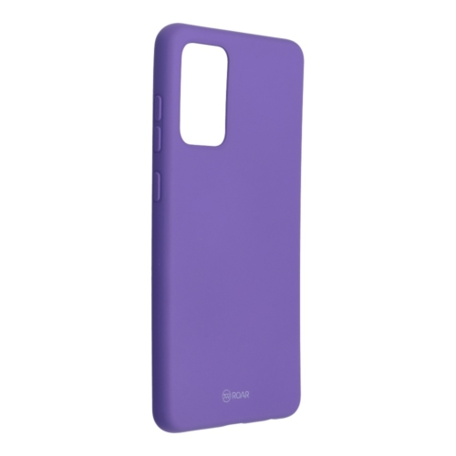 Roar Colorful Jelly Case - Samsung Galaxy A72 5G telefontok purple