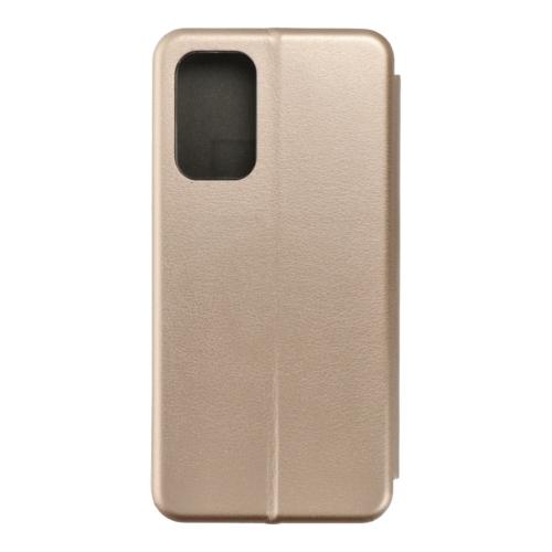 Book Forcell Elegance Samsung Galaxy A52 LTE / A52 5G telefontok gold