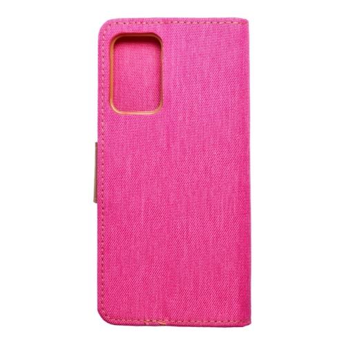 Canvas Book Samsung Galaxy A72 LTE ( 4G ) telefontok pink