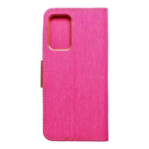 Canvas Book Samsung Galaxy A52 5G / A52 LTE ( 4G ) telefontok pink
