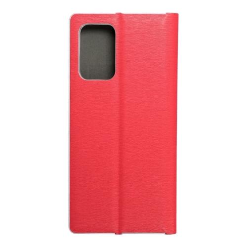 Luna Book Silver Samsung Galaxy A72 LTE ( 4G ) telefontok red