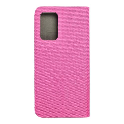 SENSITIVE Book Samsung Galaxy A72 LTE ( 4G ) telefontok light pink