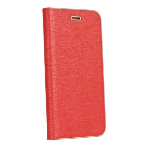 Forcell LUNA Book Gold SAMSUNG Galaxy A52 5G / A52 LTE ( 4G ) telefontok red