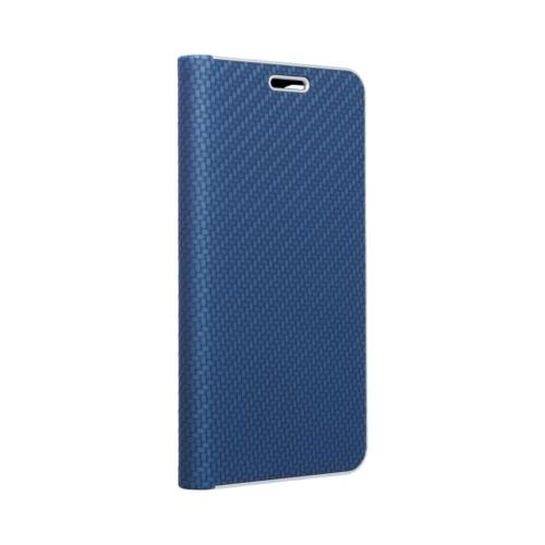 Forcell LUNA Book Carbon SAMSUNG Galaxy A52 5G / A52 LTE ( 4G ) telefontok blue