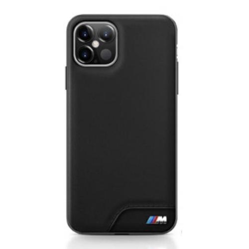 Eredeti BMW telefontok BMHCP12LMHOLBK iPhone 12 Pro Max