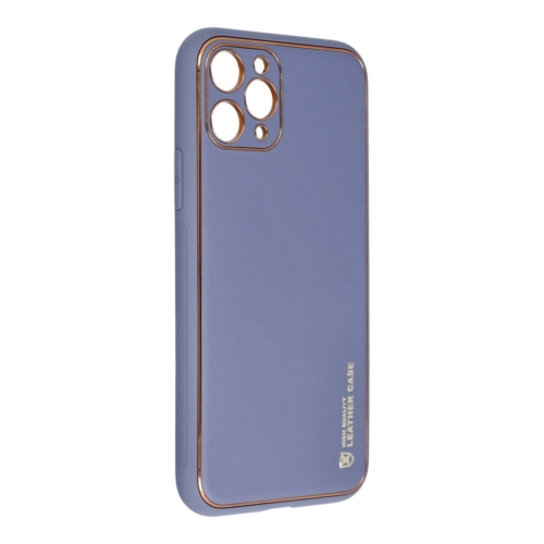 """Forcell LEATHER bőr telefontok IPHONE 11 PRO ( 5,8"""" ) blue"""