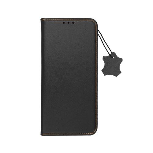 Forcell SMART PRO bőr telefontok IPHONE 12/12 PRO black