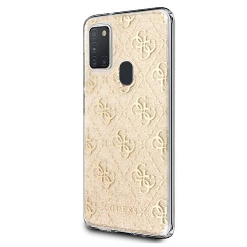 Eredeti GUESS telefontok GUHCM21PCU4GLGO Samsung Galaxy M21 gray