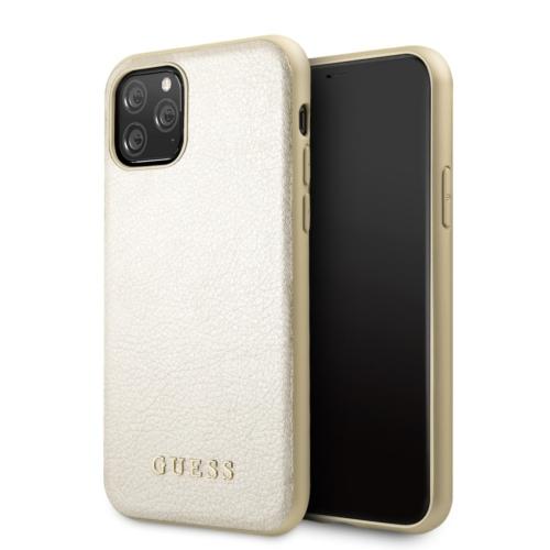 Eredeti GUESS telefontok GUHCN58IGLGO iPhone 11 Pro gold