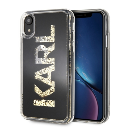 KARL LAGERFELD telefontok KLHCI61KAGBK iPhone XR