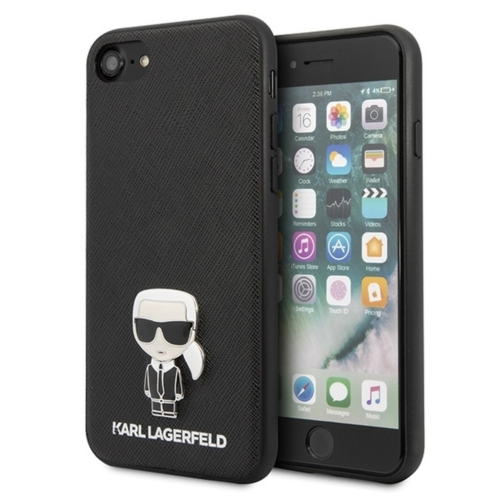 KARL LAGERFELD telefontok KLHCI8IKFBMBK iPhone 7/8