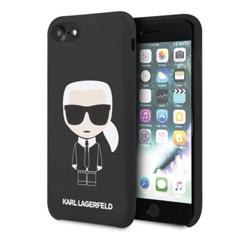 KARL LAGERFELD telefontok KLHCI8SLFKBK iPhone 7/8