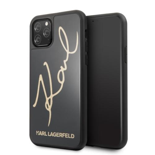 KARL LAGERFELD telefontok KLHCN58DLKSBK iPhone 11 Pro