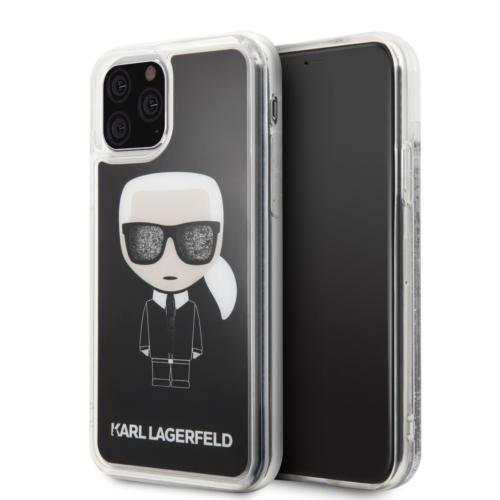 KARL LAGERFELD telefontok KLHCN58ICGBK iPhone 11 Pro