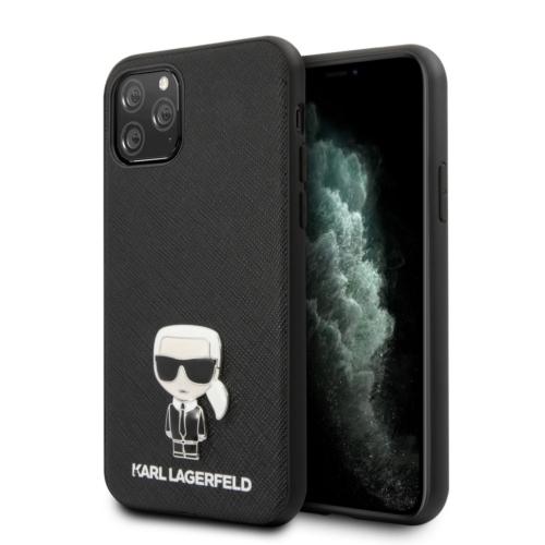 KARL LAGERFELD telefontok KLHCN58IKFBMBK iPhone 11 Pro