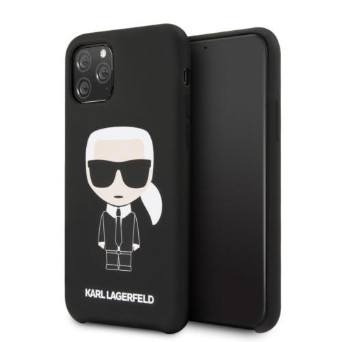 KARL LAGERFELD telefontok KLHCN58SLFKBK iPhone 11 Pro