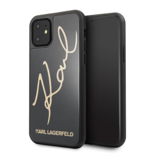 KARL LAGERFELD telefontok KLHCN61DLKSBK iPhone 11