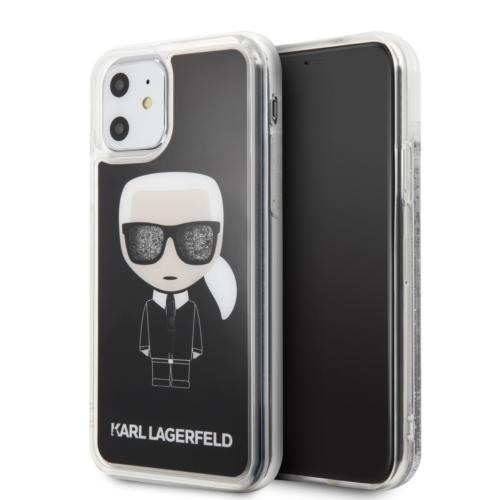 KARL LAGERFELD telefontok KLHCN61ICGBK iPhone 11