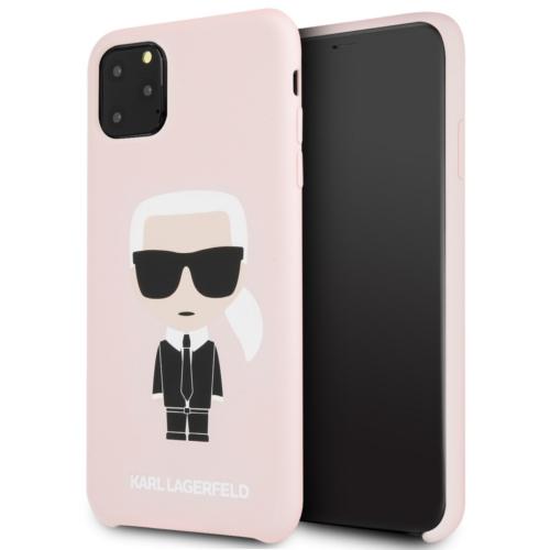 KARL LAGERFELD telefontok KLHCN65SLFKPI iPhone 11 Pro Max pink
