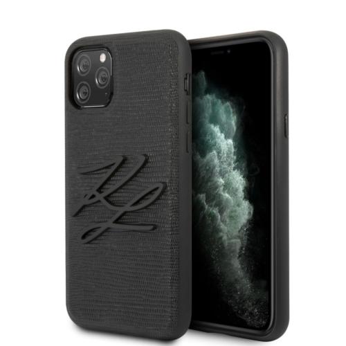 KARL LAGERFELD telefontok KLHCN65TJKBK iPhone 11 Pro Max