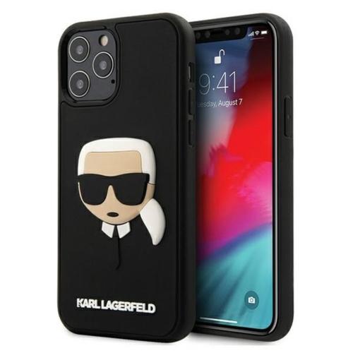 KARL LAGERFELD telefontok KLHCP12LKH3DBK iPhone 12 PRO MAX