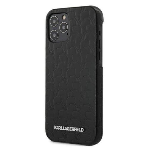 KARL LAGERFELD telefontok KLHCP12LPUKBK iPhone 12 PRO MAX
