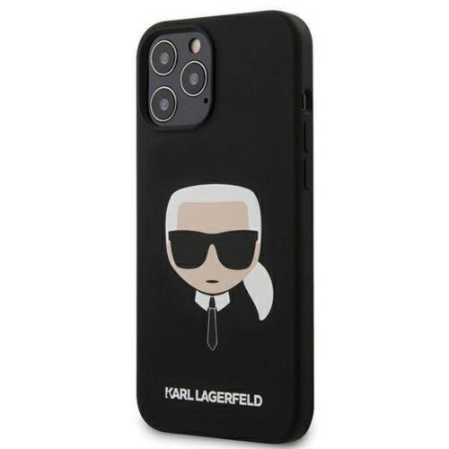 KARL LAGERFELD telefontok KLHCP12LSLKHBK iPhone 12 PRO MAX